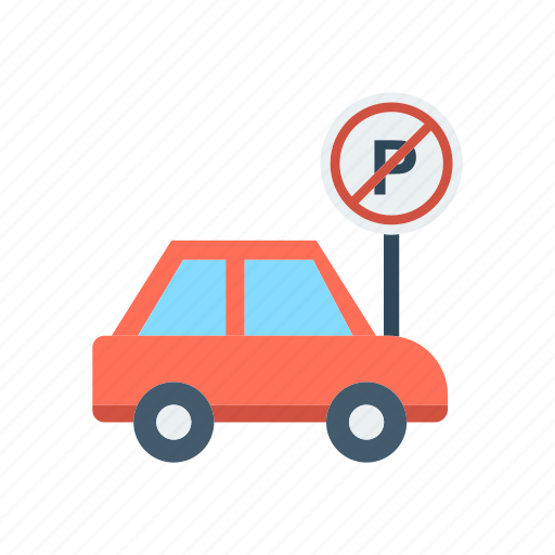 Board, notallowed, parking, sign icon - Download on Iconfinder