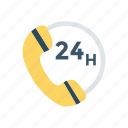 call, communication, services, support icon