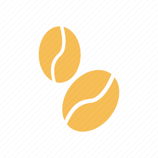 bean, cafe, coffee, drink icon