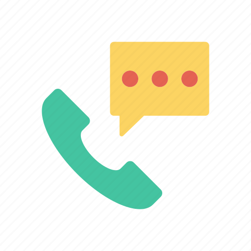 call, communication, support, talk icon