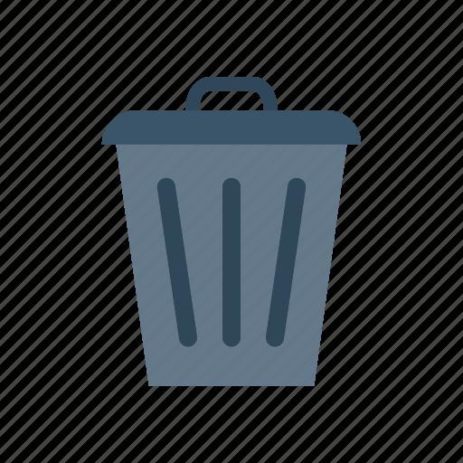 delete, junk, remove, trash icon