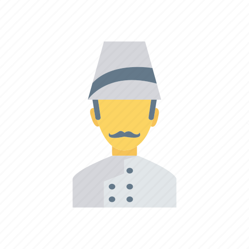 chef, cook, hotel, resturant icon