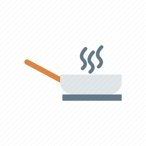 cooking, fryingpan, kitchen, ware icon