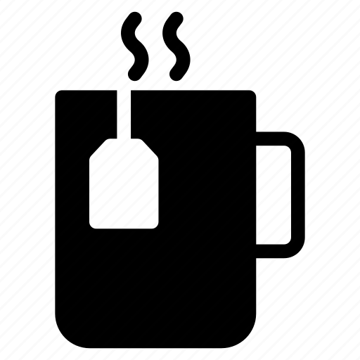 coffee, cup, drink, food, pot, tea, teacup icon