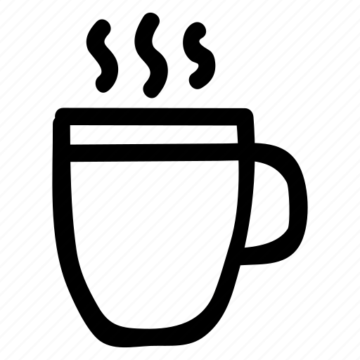 cafe, coffee, cup, drink, hot, restaurant, tea icon