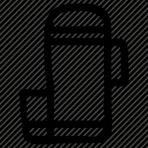 drink, food, jar, jug, pot, utensil, water icon