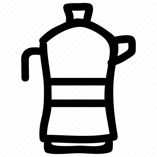 drink, food, jug, kitchen, pot, tea, utensil icon