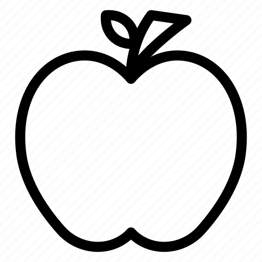 Apple, education, food, fruit, healthy, mix, sweet icon - Download on Iconfinder