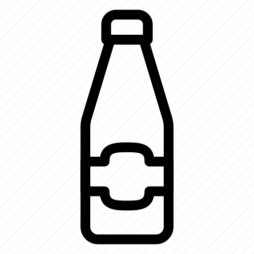 alcohol, bottle, champagne, cola, drink, milk, wine icon