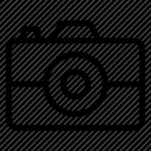 camera, dslr, gallery, media, photo, photographs, recorder icon