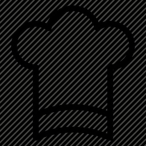 cap, chef, cook, cookinghat, hat, spatula, toque icon