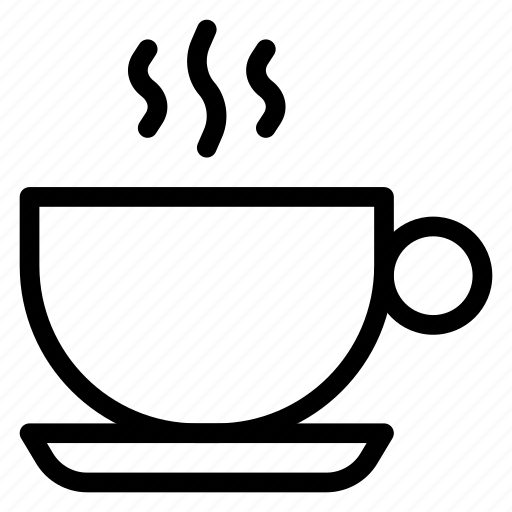 business, coffee, cup, drink, hot, restaurant, tea icon