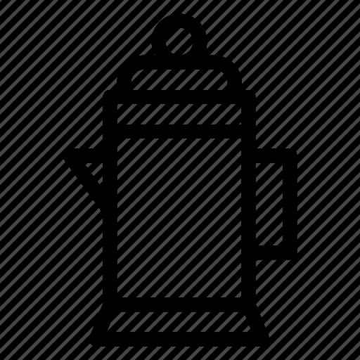 drink, jug, juice, kitchen, milk, tea, teapot icon