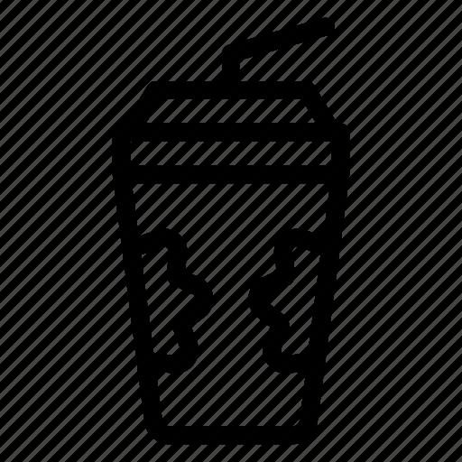 cola, drink, juice, milk, soda, water, wine icon