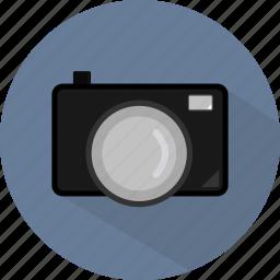 camera, hotel, restaurant icon