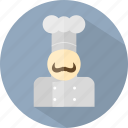 chef, hotel, restaurant icon