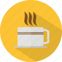 coffee, hotel, restaurant icon
