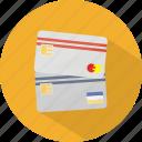 cards, credit, hotel, restaurant icon