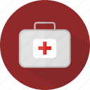 aid, first, hotel, kit, restaurant icon