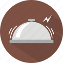 bell, hotel, reception, restaurant icon