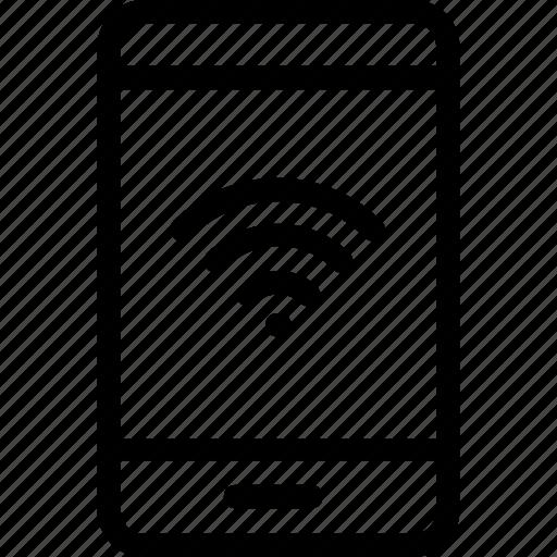 data, internet, mobile, wifi icon icon