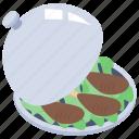 chicken drumsticks, chicken stick, drum sticks, fast food, junk food, leg piece icon