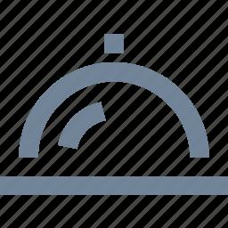 dinner, food, hotel, leisure, restaurant, room service icon