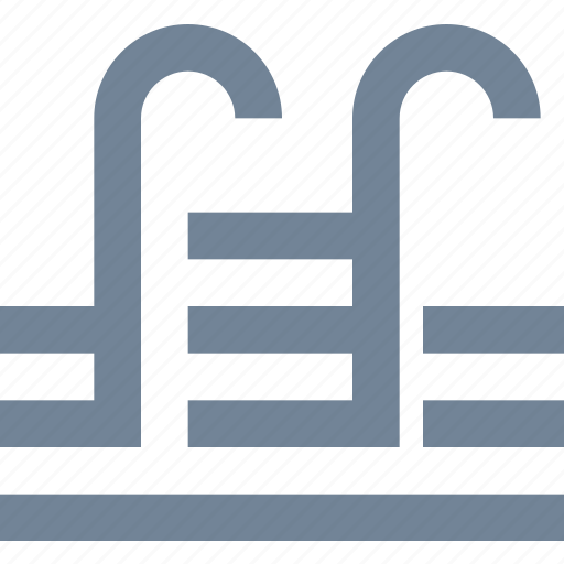 fitness, hotel, leisure, service, sport, swimming pool icon