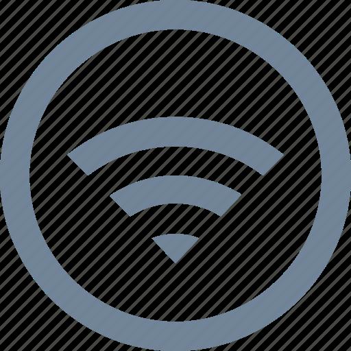 hotel, internet, leisure, online, service, web, wi-fi, wireless icon