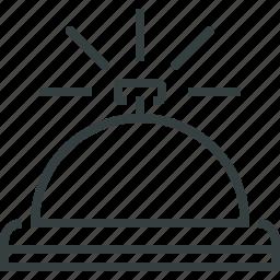 hotel, service icon