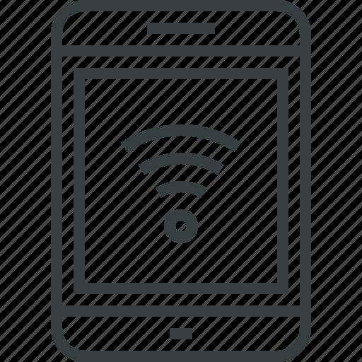 hotspot, wifi icon