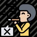 no, smoking, area, forbidden, restricted