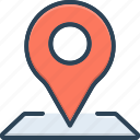app, destination, gps, localization, map location, navigation, pointer icon