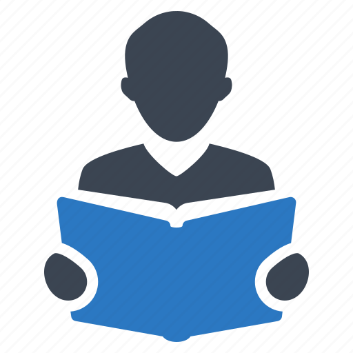 book, education, learning, library, reading, student, study icon
