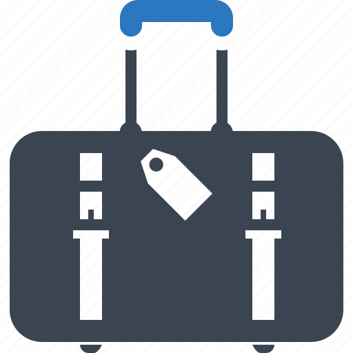 baggage, luggage storage, travel, vacation icon