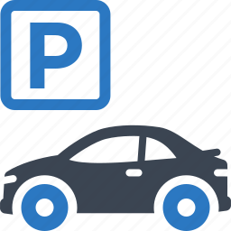 auto, car, parking, vehicle icon