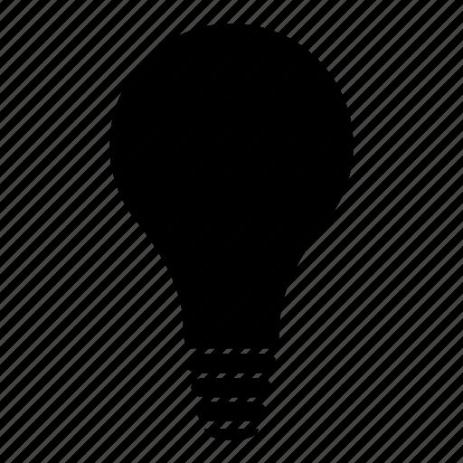 bright, bulb, light, lightbulb, lightning icon