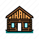 cabin, house, constructions, townhome, mobile, home