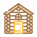 wooden, hut, house, real, estate, bungalow