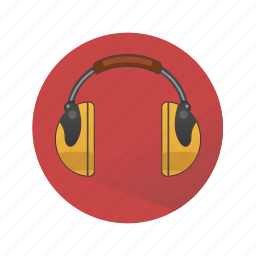 audio, headphones, household appliances, media, multimedia, music icon