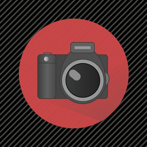 camera, household appliances, media, photo icon