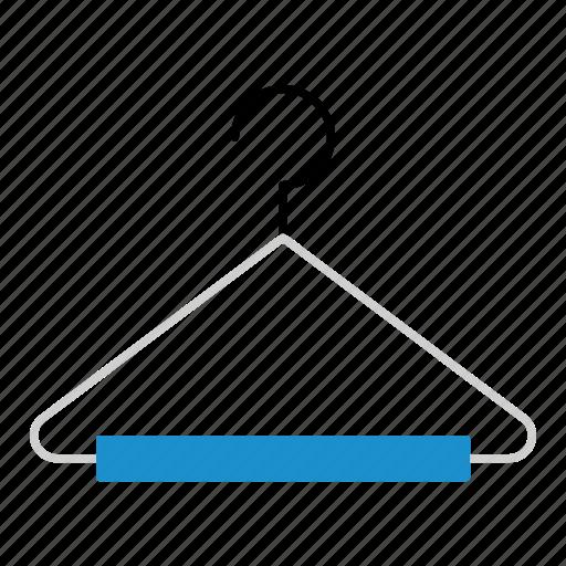 clothes hanger, coat hanger, dressmaker, hanger, household, tailor icon