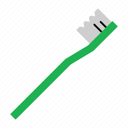 brush, cleaning tool, dental hygiene, household, toothbrush icon