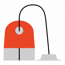 cleaner, electrical, equipment, hoover, household, vacuum cleaner icon