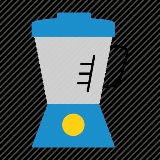 blender, grinder, household, juicer, liquidiser, mixer icon