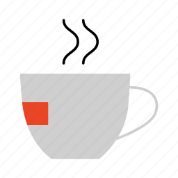 beverage, coffee, cup of coffee, hot drink, household, tea icon