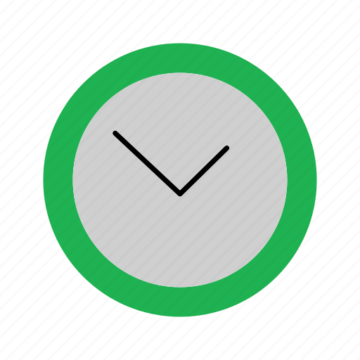 clock, event, household, schedule, time, wall clock, watch icon