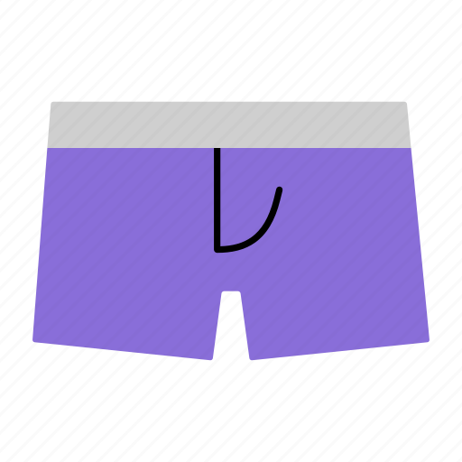 clothing, household, laundry, underpants, underwear, undies, wear icon