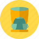 coffee, cups, drink, kitchen, machine, maker, tea icon