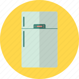 drinking, eating, food, fridge, kitchen, refrigerator icon